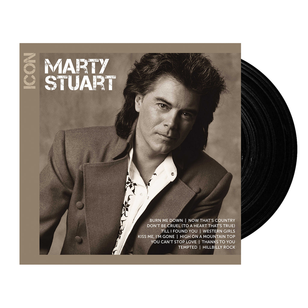 Marty Stuart - ICON (Vinyl)