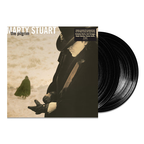 Marty Stuart - The Pilgrim (Vinyl-2LP)