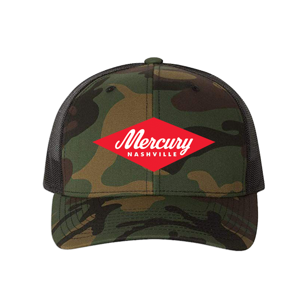Mercury Camo Hat