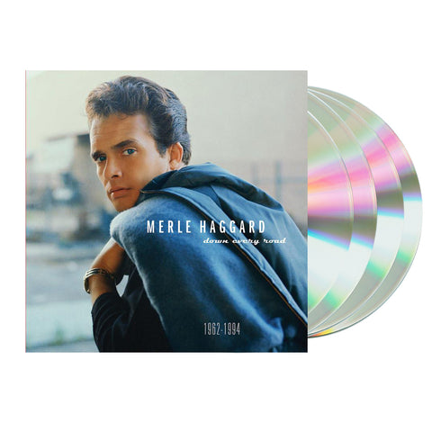 Merle Haggard - Down Every Road 1962-1994 (CD Box Set)