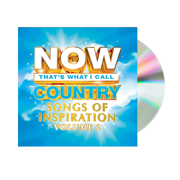 Various Artists Now Country Songs Of Inspiration Volume