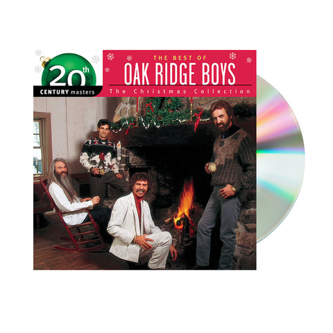 Oak Ridge Boys - 20th Century Masters: The Best of Oak Ridge Boys The Christmas Collection (CD)