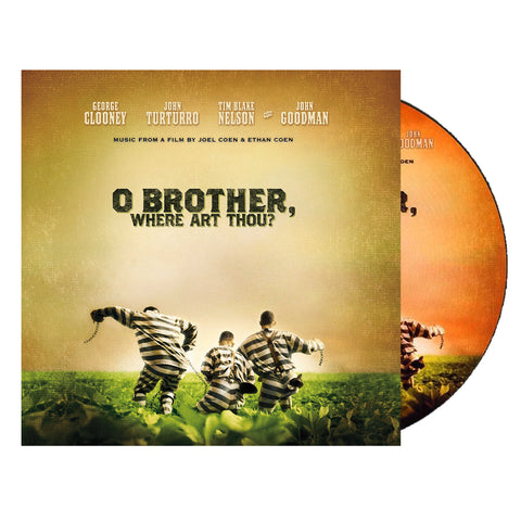 Various Artists - O Brother, Where Art Thou? Soundtrack (Picture Disc - 2 Disc Vinyl)