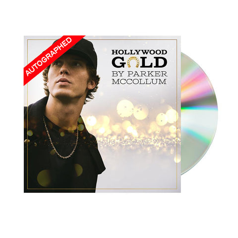 Parker McCollum Hollywood Gold EP (CD- Autographed)