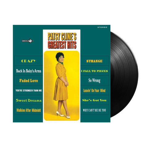 Patsy Cline - Greatest Hits (Vinyl)