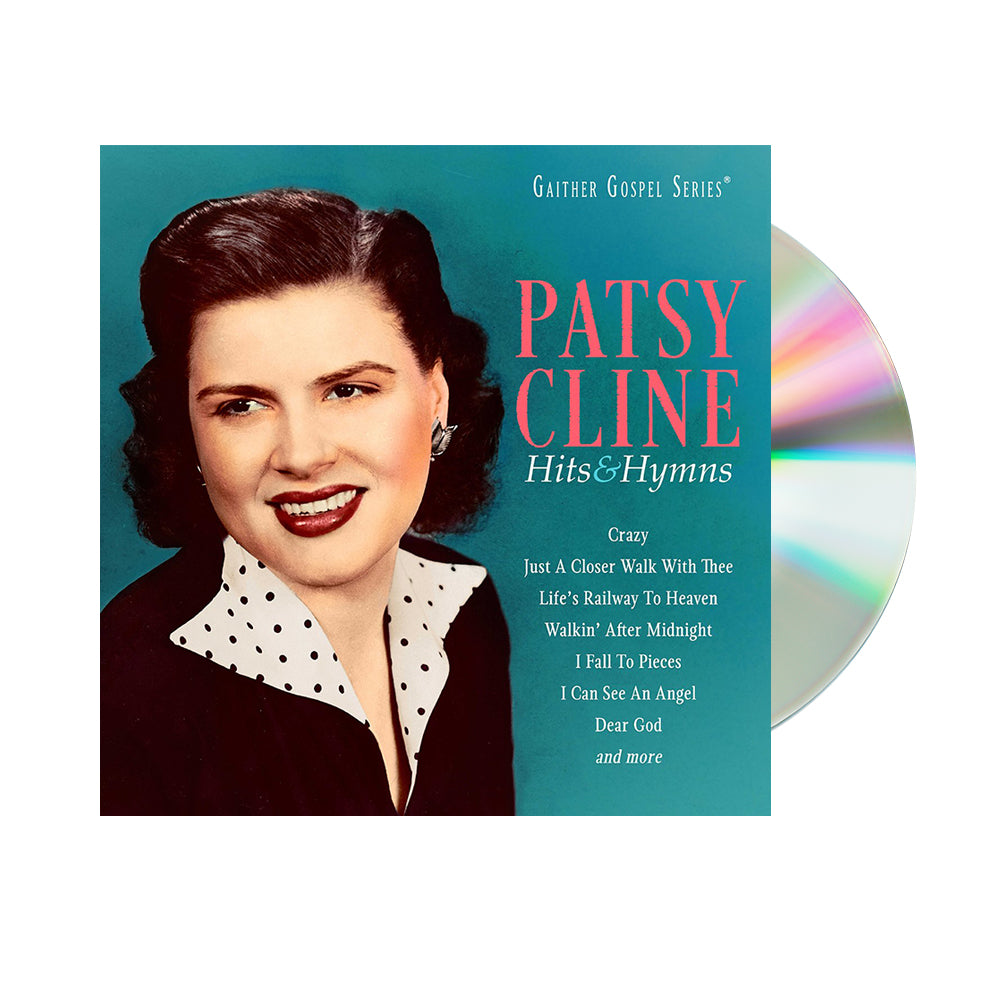 Patsy Cline - Hits & Hymns (CD)