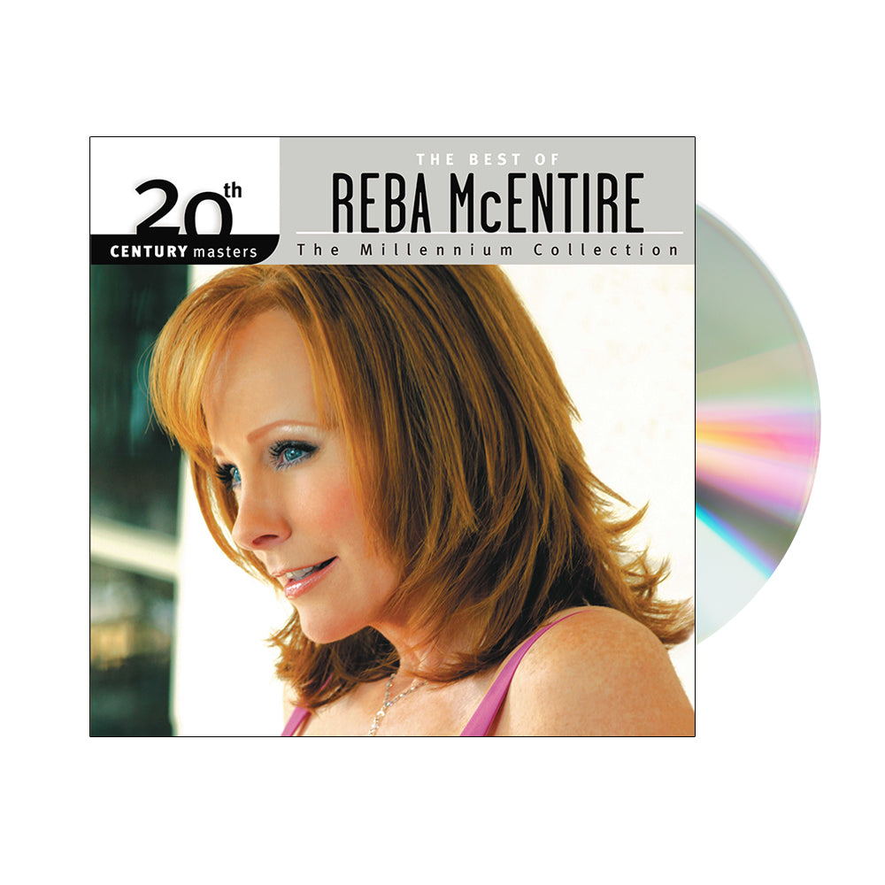 Reba McEntire-20th Century Masters- Best Of (CD)