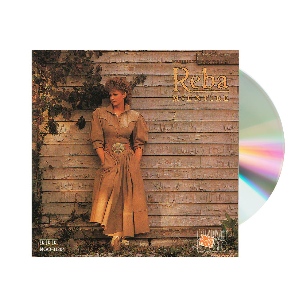 Reba McEntire - Whoever's In New England (CD)