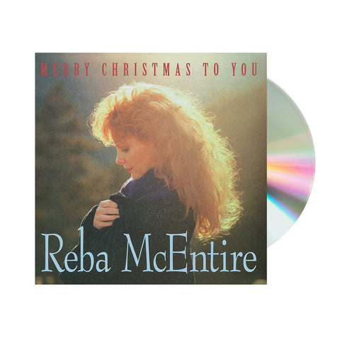 Reba - Merry Christmas To You (CD)