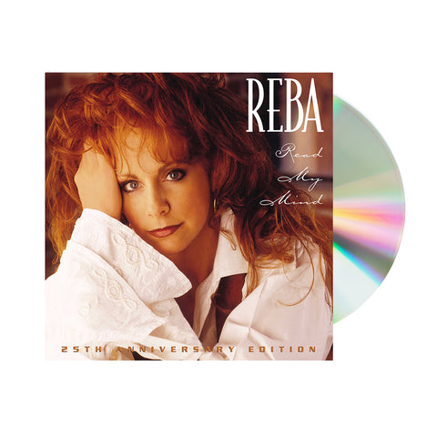 Reba - Read My Mind - 25th Anniversary Edition (CD)