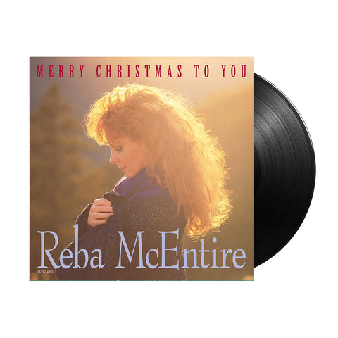 Reba - Merry Christmas To You (Vinyl)