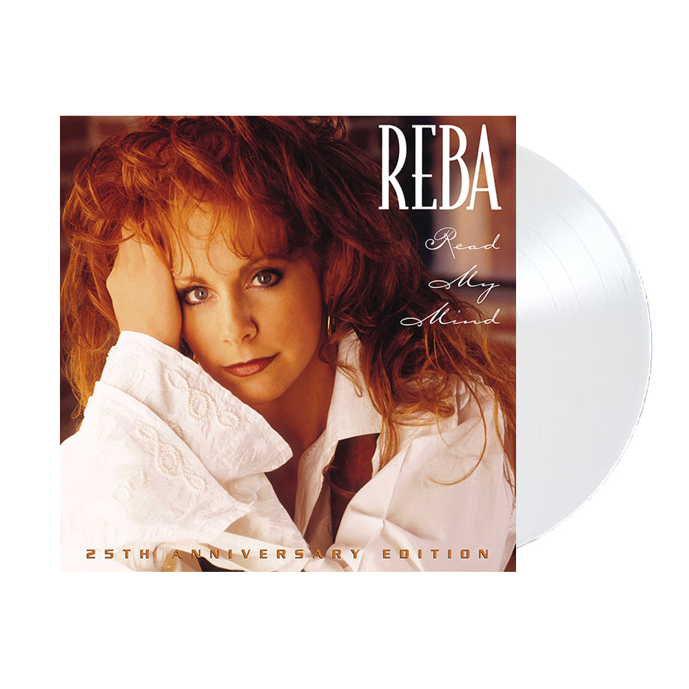 Reba - Read My Mind: 25th Anniversary Edition (Vinyl-White)