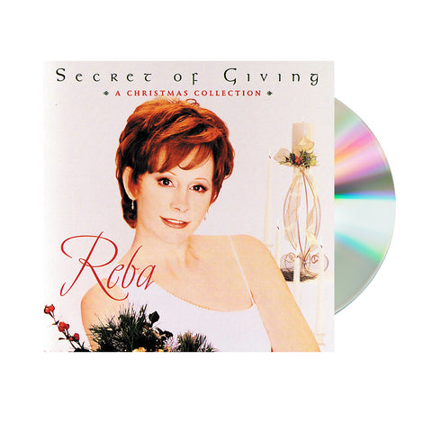 Reba - Secret Of Giving: A Christmas Collection (CD)