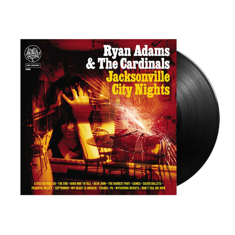 Ryan Adams - Jacksonville City Nights (Vinyl-2LP)