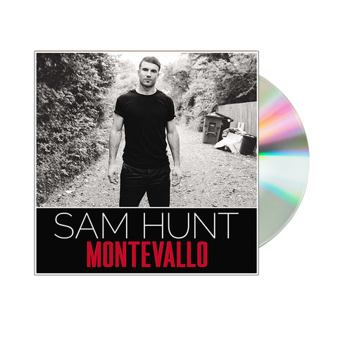 Sam Hunt - Montevallo (CD)