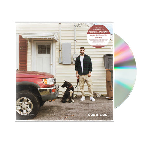 Sam Hunt - SOUTHSIDE (CD)