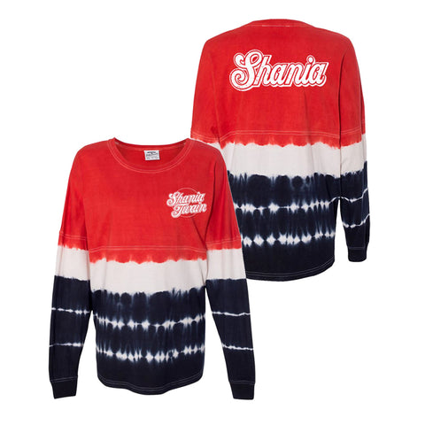 Shania Twain - Shania Spirit Long Sleeve T-shirt