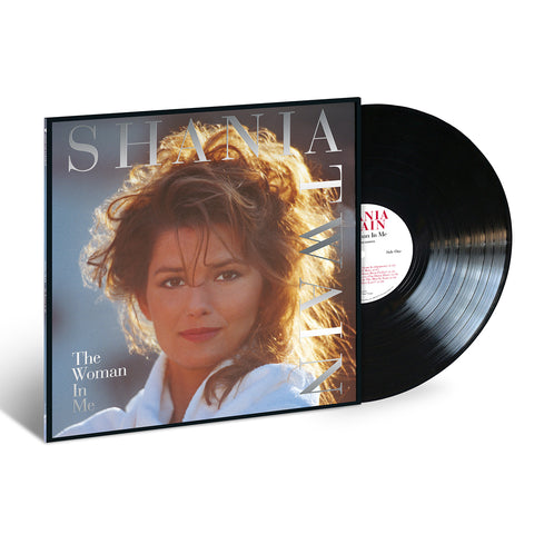 Shania Twain - The Woman in Me: Diamond Edition (Vinyl)