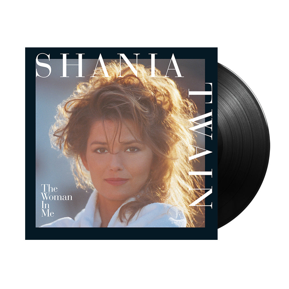 Shania Twain - The Woman In Me (Vinyl)