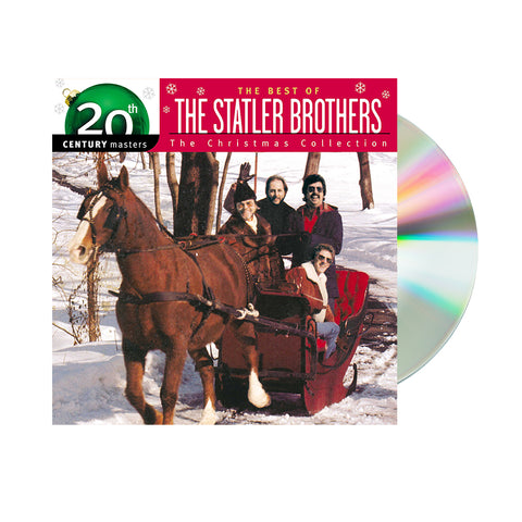 Statler Brothers - Best Of-Christmas (CD)