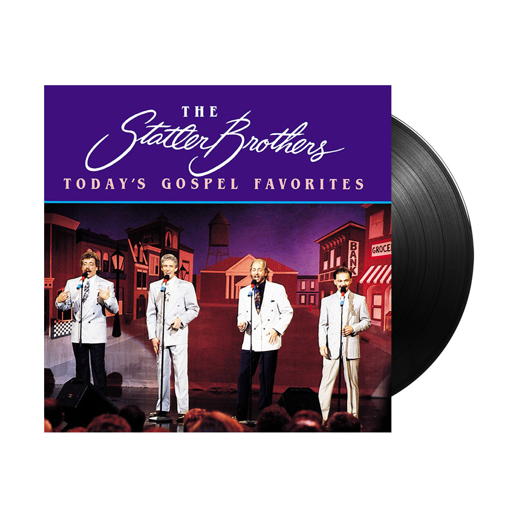 Statler Brothers-Today's Gospel Favorites (Vinyl)