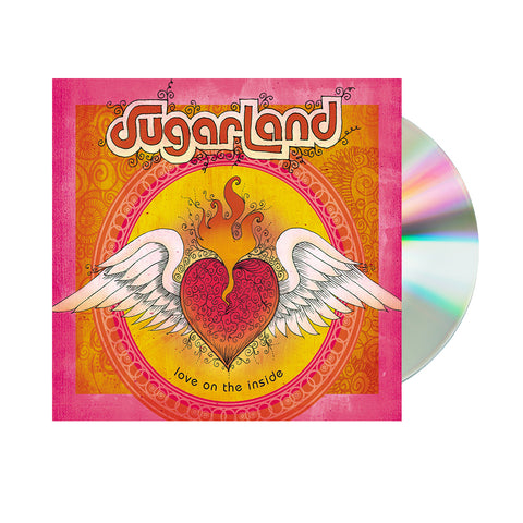 Sugarland - Love On The Inside (CD)