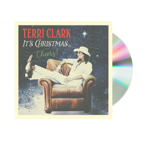 Terri Clark- It's Christmas...Cheers! (CD)