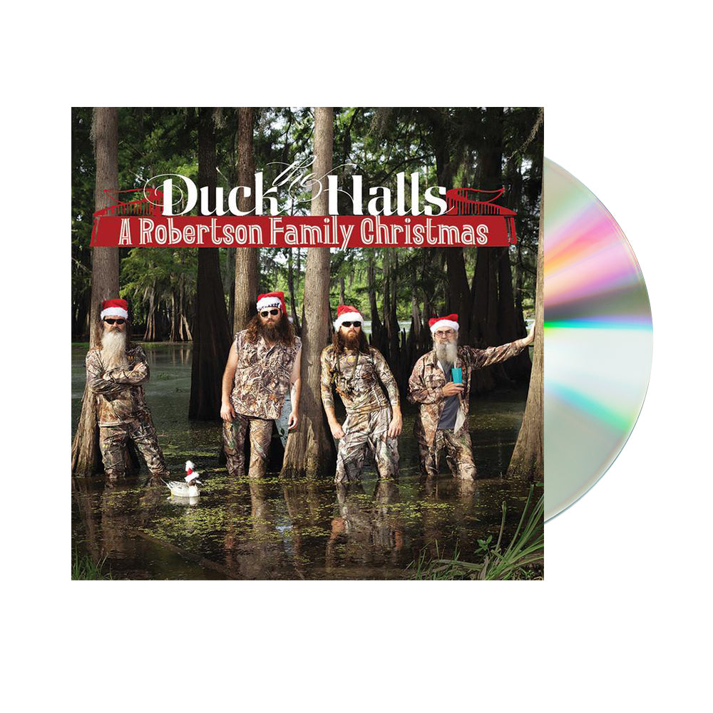 The Robertsons - Duck The Halls (CD)