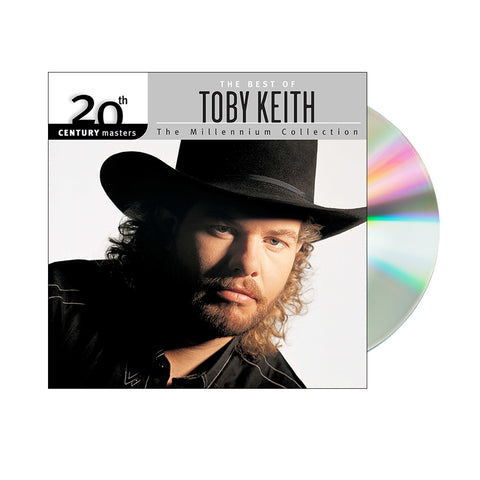 Toby Keith - 20th Century Masters: The Best Of Toby Keith (CD)