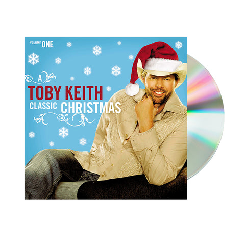 Toby Keith - A Classic Christmas: Volume 1 (CD)