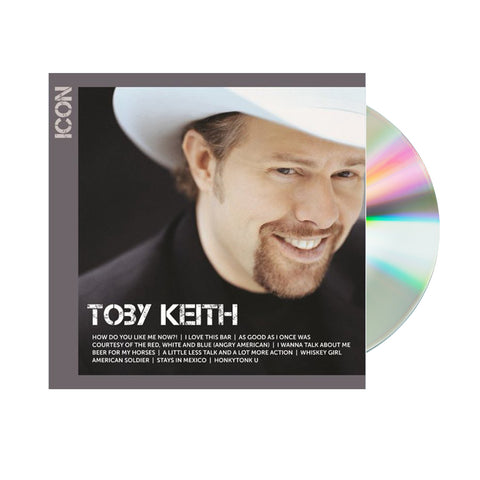 Toby Keith - ICON (CD)