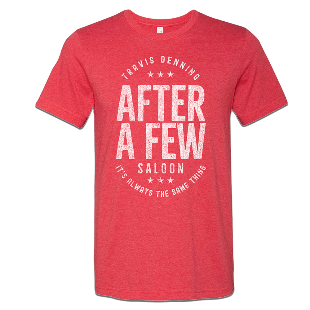 Travis Denning- After A Few Logo T-Shirt