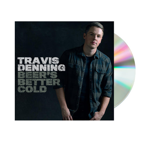 Travis Denning - Beers Better Cold EP (CD)