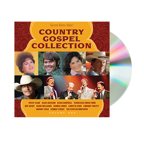 Various Artists - Country Gospel Collection Volume 1 (CD)