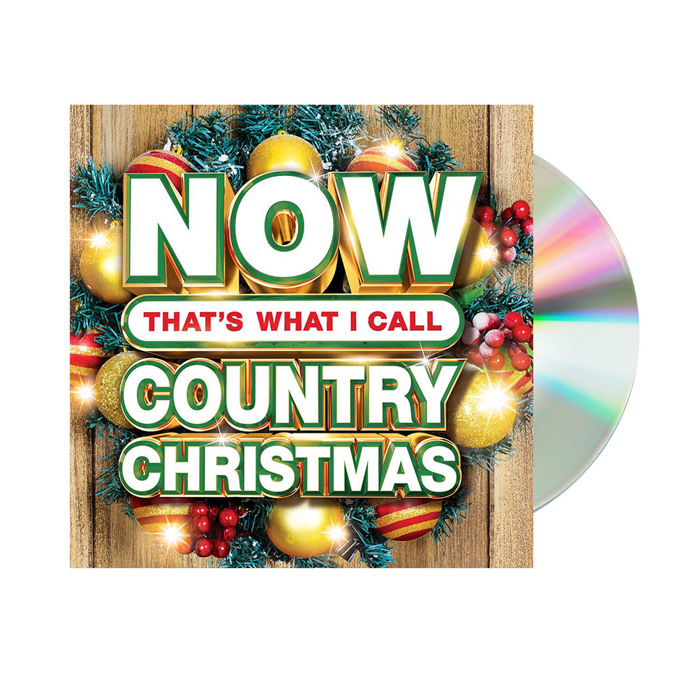 Various Artists - Now Country Christmas (CD)
