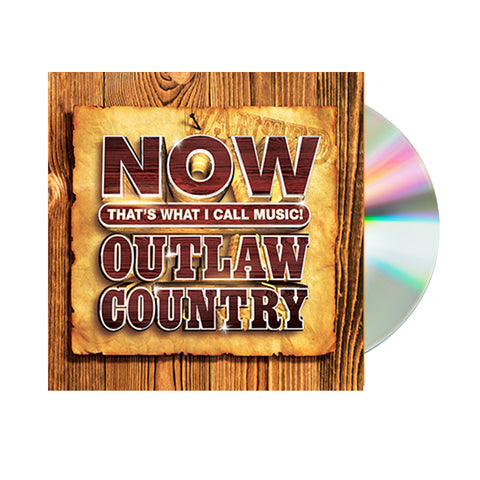 Various Artists - NOW Outlaw Country (CD) Pre-Order