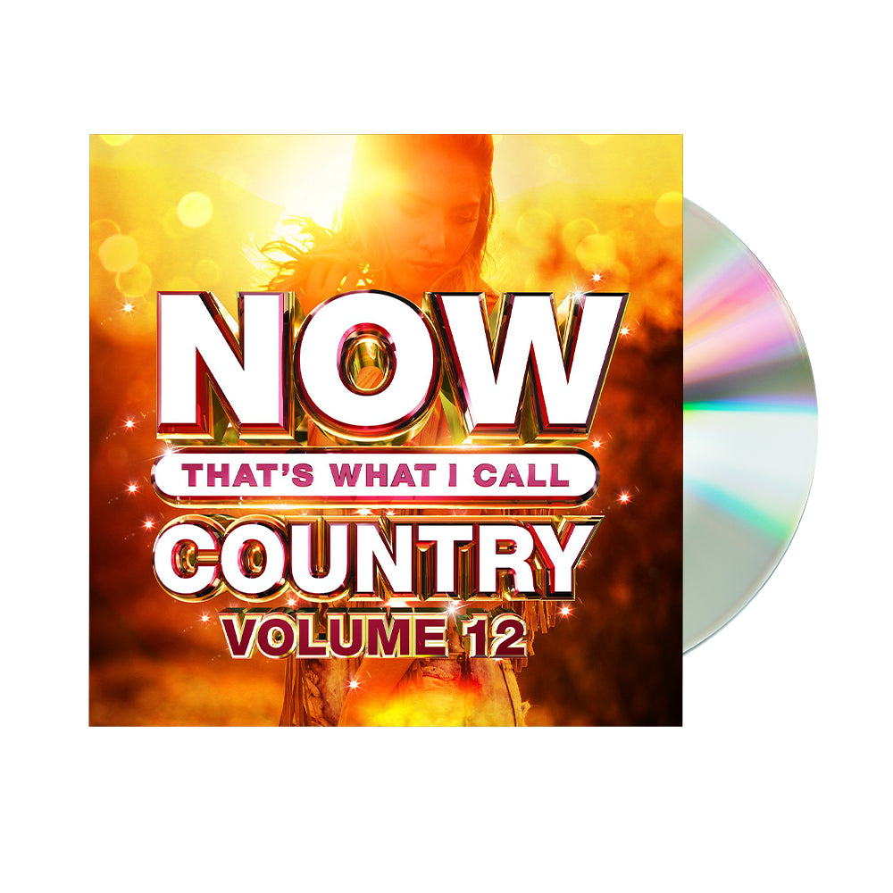 Various Artists - Now Country Volume 12 (CD)