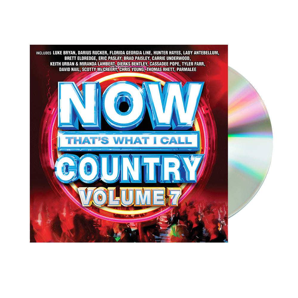 Various Artists - Now Country Volume 7 (CD)