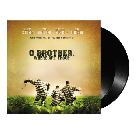 Various Artists - O Brother, Where Art Thou? (Vinyl - 2LP)