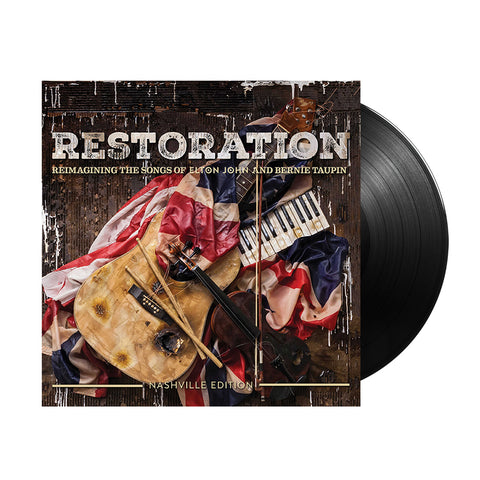 Various Artists - Restoration: Reimagining The Songs of Elton John & Bernie Taupin (Vinyl)