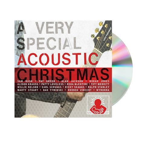 Various Artists - A Very Special Acoustic Christmas (CD)