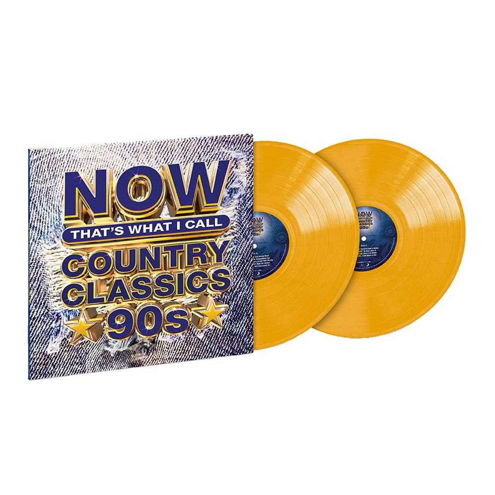 Various Artists - NOW Country Classics 90s (Vinyl-2LP)