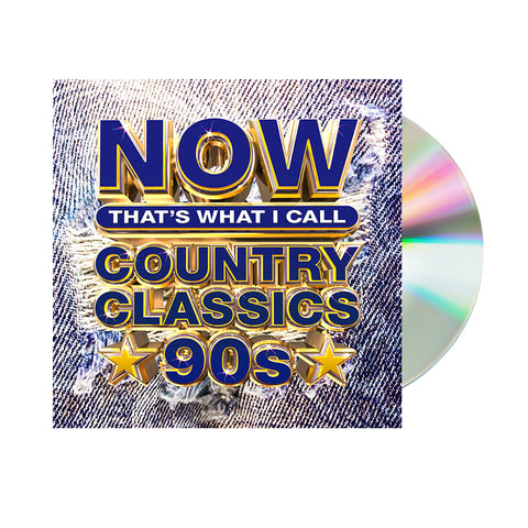 Various Artists - NOW Country Classics 90s (CD)