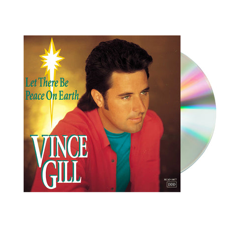 Vince Gill - Let There Be Peace On Earth (CD)