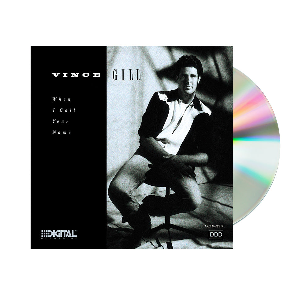Vince Gill - When I Call Your Name (CD)