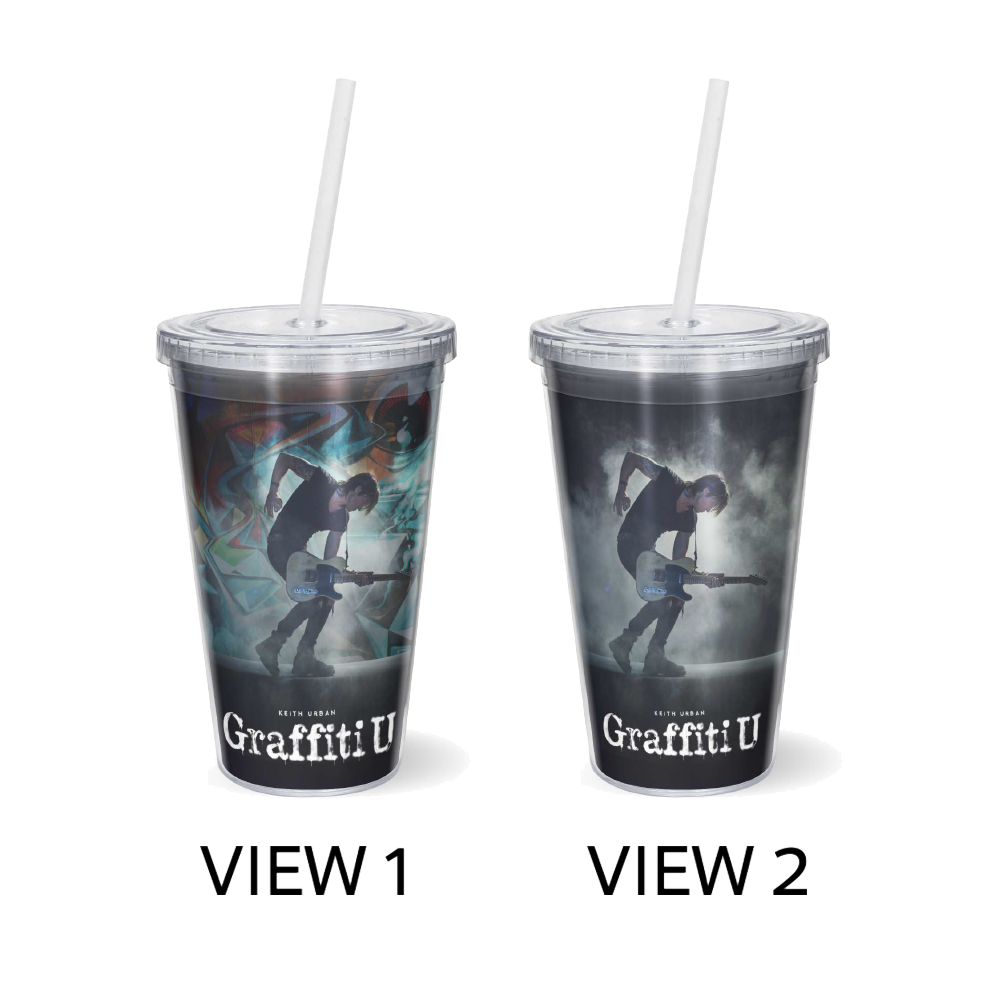 Keith Urban - Graffiti U Tumbler