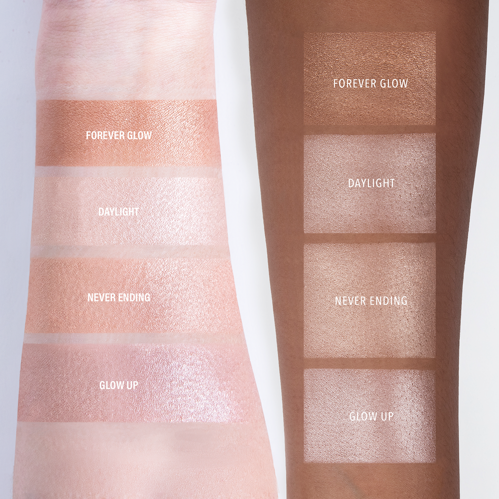 Everlasting Glow Highlighting Palette