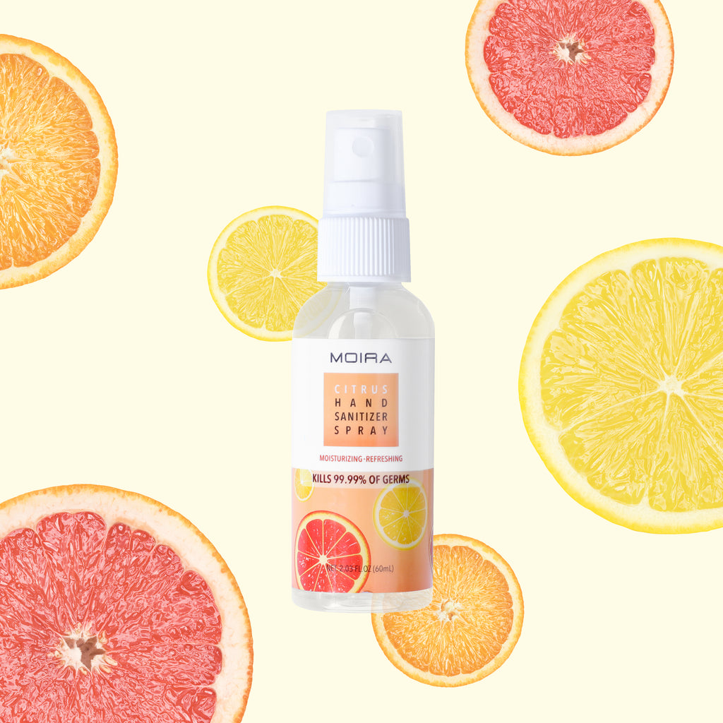 CITRUS HAND SANITIZER SPRAY