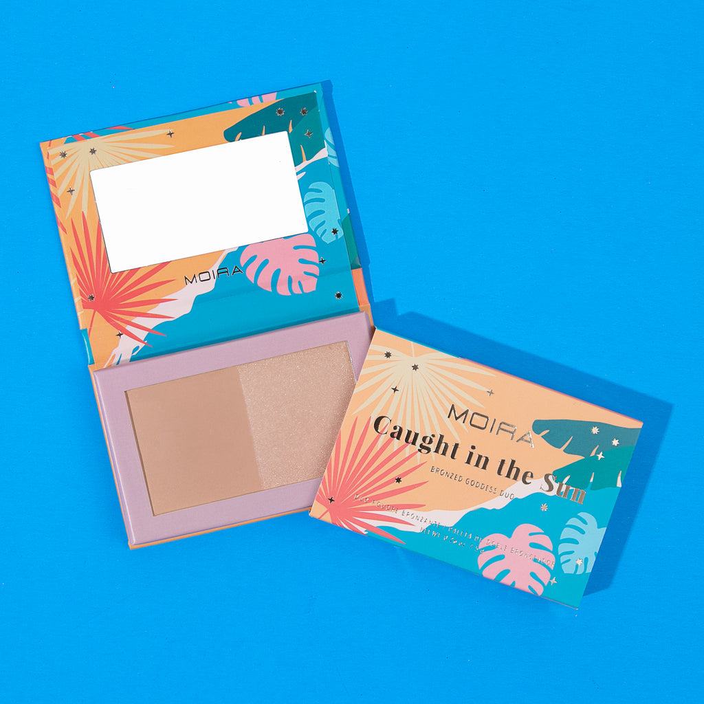 Caught in the Sun Dual Bronzer