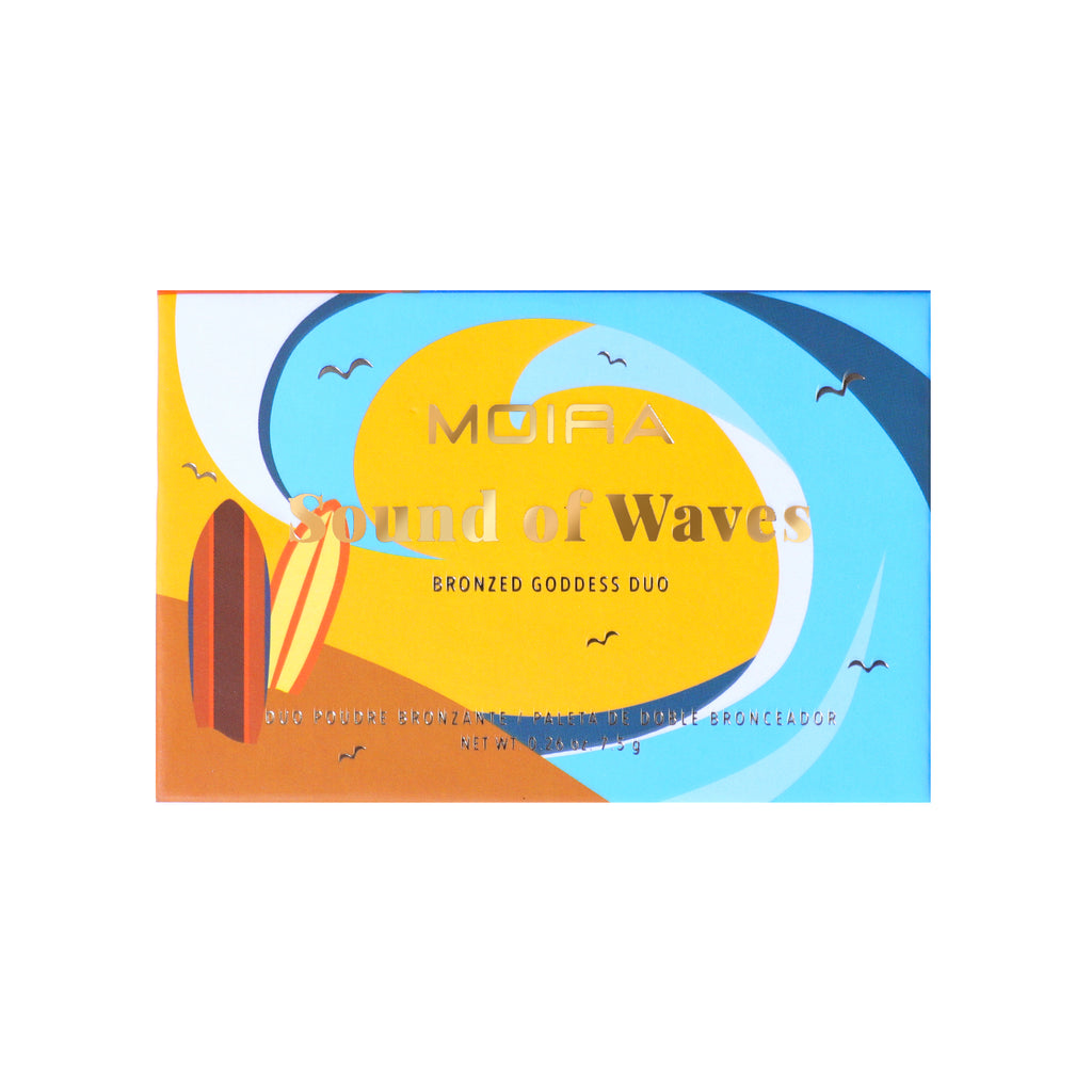 Sound of Waves Dual Bronzer